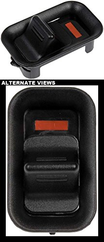 APDTY 86408 Door Lock Replacement Flip Slide Button Knob Lever (15172121)