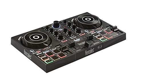 Hercules DJControl Inpulse 200 | Portable USB DJ Controller with