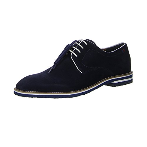 Salamander Vasco, Men's Lace-up Blue (Blue 22)