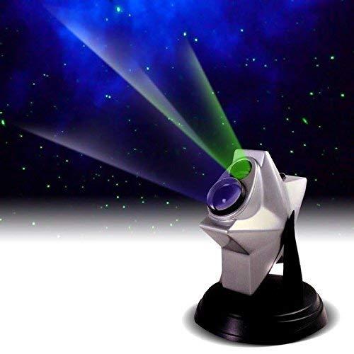 Ruitx Proyector Holográfico de Nebulosa, Proyector de la Luz de Noche, para el Cuarto de Niños del Bebé, Adultos y Cabritos Dormitorio, Sala de Estar.
