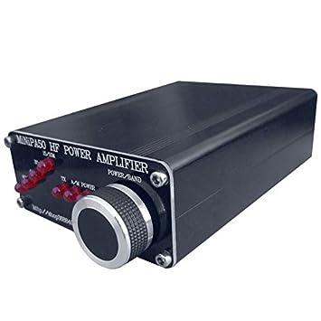 Mucjun Amplificador De Potencia Hf Minipa50 45W para Yaseu ...