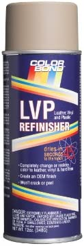 ColorBond (523) GM Very Dk Cashmere LVP Leather, Vinyl & Hard Plastic Refinisher Spray Paint - 12 oz.