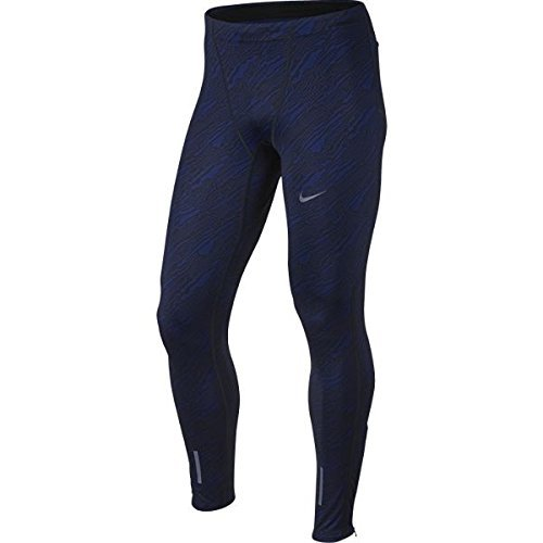 Nike Pro Men's Running Fitness Compression Pants 717773-455 M by NIKE