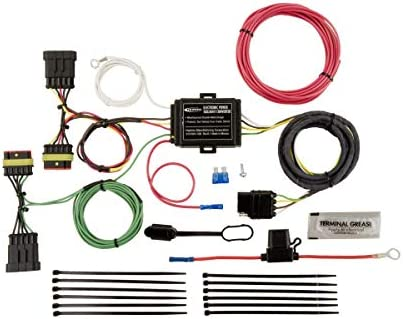 Hopkins 41204 Vehicle Wiring Kit Hopkins Towing Solutions