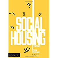 Social Housing: Definitions and Design Exemplars