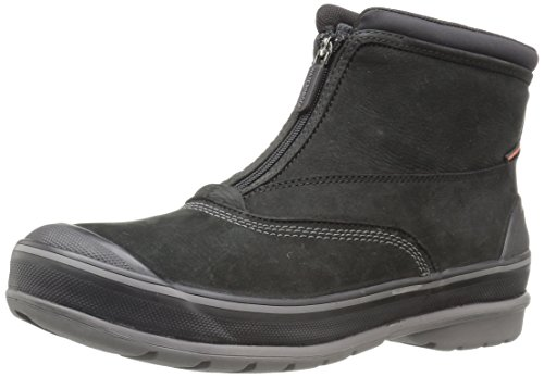 CLARKS Women's Muckers Hike Snow Boot, Black, 6.5 M US by CLARKS