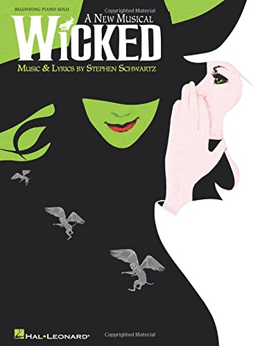 Wicked Piano Book (Wicked - Beginning Piano Solos)