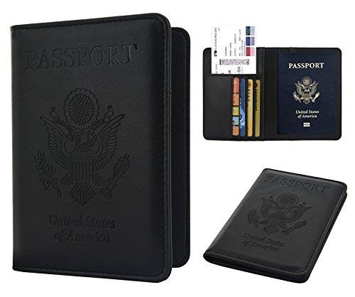 Passport JUSUN Protective Leather Blocking