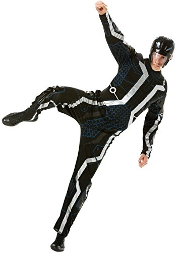 Rubbies France Tron Costume For Adults Small