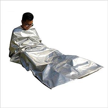 MERES 220 * 105 CM 4 Bolsa de Primeros Auxilios Cubierta de Emergencia Grande/Aislamiento