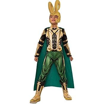 Amazon.com: Rubies Costume - Disfraz de los Vengadores de ...