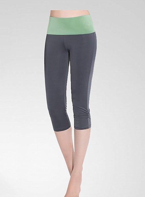 FUWUX Home Summer Fitness Pants Slim Joker Pantalones de ...