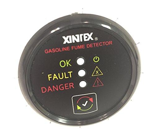 Fireboy Xintex G-1B-R Gasoline Fume Detector 1 Channel