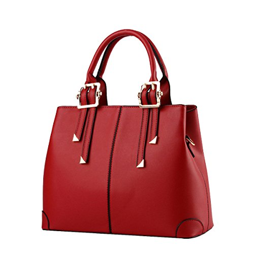 Classic Handbag Shoulder Bag Designer Classic Ol High Degree Of Red Women
