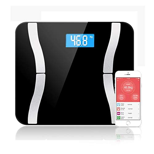 Digital Bluetooth Body Fat Smart Scale Home Use Cell Mobile Devices Health care