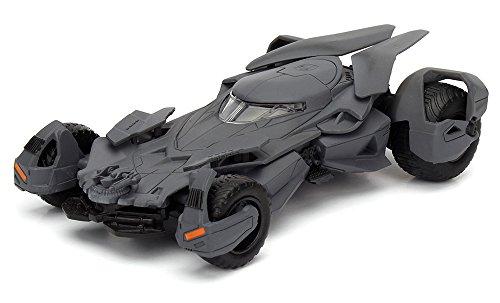 Batmobile Diecast Car (JADA 1:32 W/B Metals Batman V Superman Batmobile Die Cast Car)