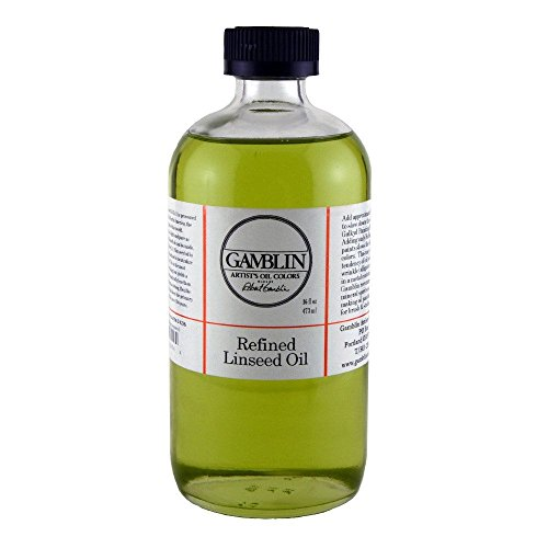 Refined Linseed Oil Size: 16 oz ()