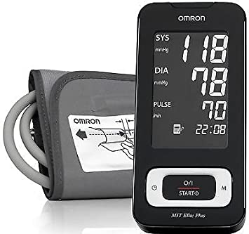 Amazon.com: Omron MIT Elite Plus totalmente automático brazo ...