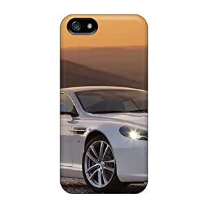 Premium Protection Aston Martin Db9 Gt Sports Coupe Cases Covers For Iphone 5/5s- Retail Packaging