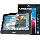 **PACK OF 2** SAMSUNG GALAXY NOTE 10.1 / N8000 / N8010 CLEAR Screen Protector with cleaning cloth - TECHGEAR