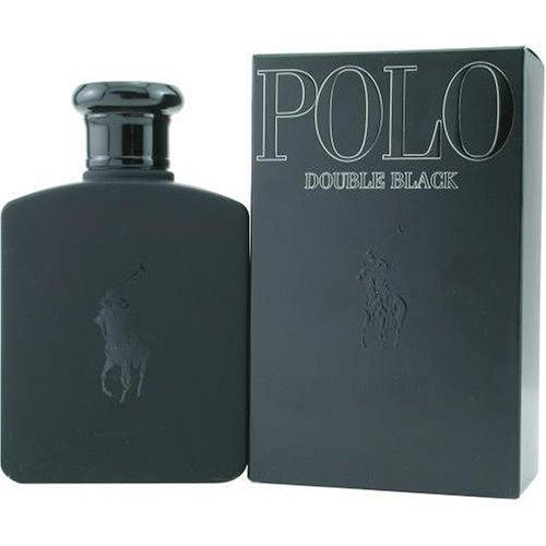 Polo Double Black by Ralph Lauren for Men, Eau De Toilette Natural Spray, 2.5 fl - Ralph Outlet Lauren Sale