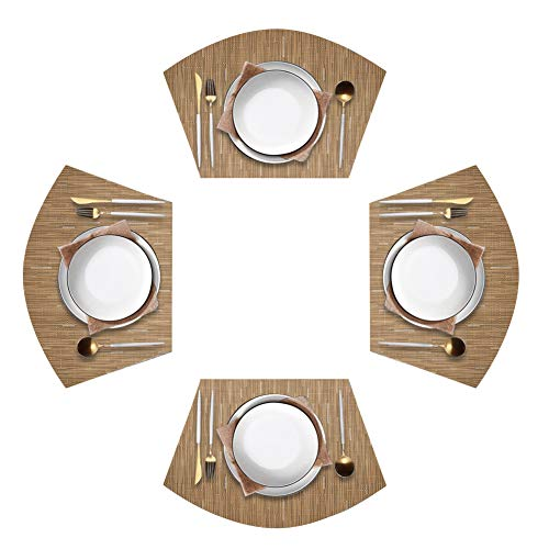Jutao Round Table Placemats
