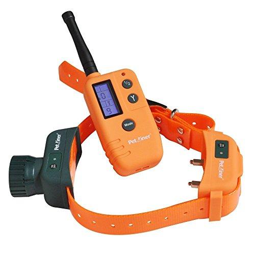 Buy cheap petrainer 550 remote dog training hunter collar