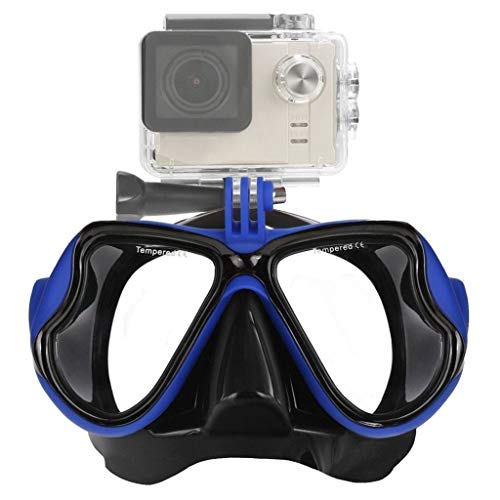 Eoeth DJI Accessories, Professional Underwater Camera Diving Mask Swimming Goggles for DJI Osmo Action