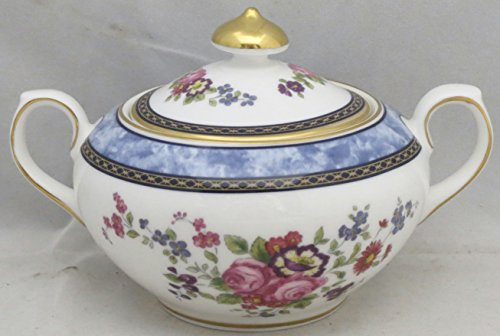 (Royal Doulton Centennial Rose Sugar Bowl & Lid)