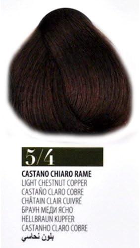 Tinte Cabello 5.4 Castano Claro Cobre farmagan Hair Color ...