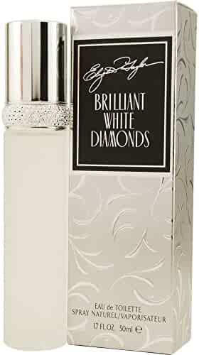 Elizabeth Taylor White Diamonds Brilliant Eau De Toilette Spray, 3.3 Fluid Ounce
