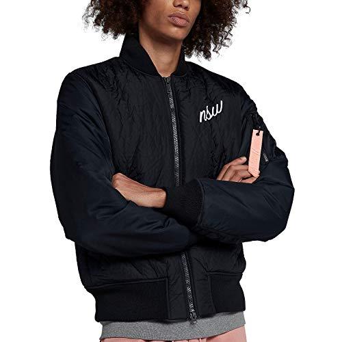 (Nike M NSW NSW SYN Fill Bomber XL Black/Black/Storm Pink/White)