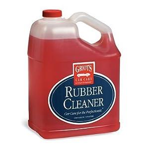 128oz. Griot's Garage Rubber Cleaner