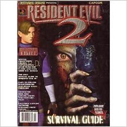 Resident Evil 2 Survival Guide: Amazon com: Books