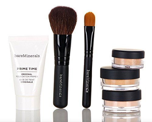 bareMinerals Up Close & Beautiful 30-Day Complexion Starter Kit (Medium)