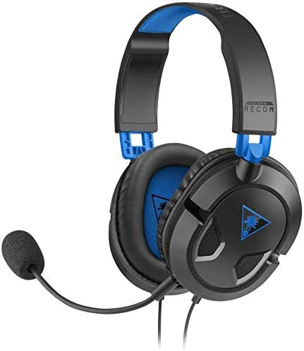 5e63ee8e2c4 Amazon.com: Turtle Beach - Ear Force Recon 50P Stereo Gaming Headset ...