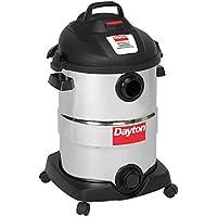 Wet/Dry Vacuum, 6 HP, 12 gal., 120V