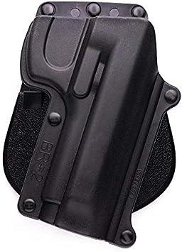 NO LOGO Lixia-Gun, Plástico Cintura Pistola Pistolera Bolsa Pistola Bolsa Airsoft Militar Al Aire Libre Paintball Deportes Caza Accesorio (Color