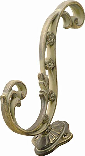 Belwith P2133-Boa Hook 5-3/4in Blonde Antique