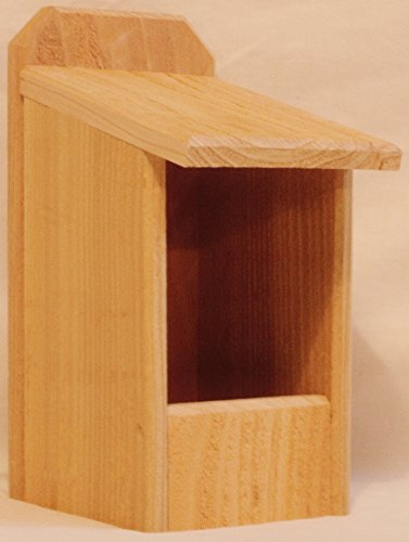 Cedar Nesting Box Cardinal Nest