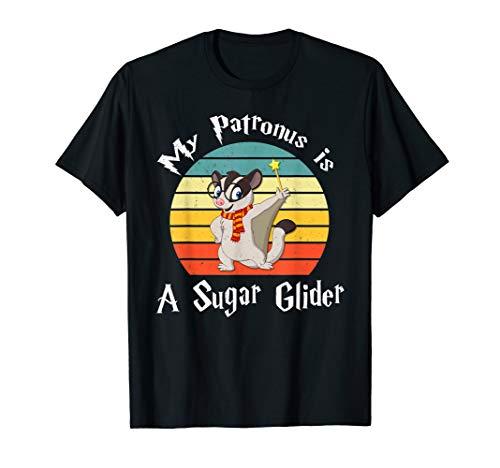 (My Patronus Is a Sugar Glider TShirt Vintage)