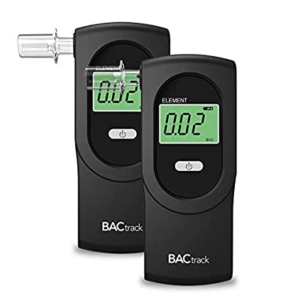 Image of BACtrack Element Breathalyzer (2 Pack) | Professional-Grade Accuracy | DOT & NHTSA Compliant | Portable Breath Alcohol Tester for Personal & Professional Use