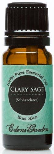 Шалфей 100% Pure терапевтической степени чистоты Эфирное масло 10 мл