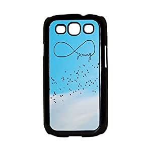 Forever Young Pale Sky Galaxy S3 Case S III Case Samsung S3 Case I9300 Case