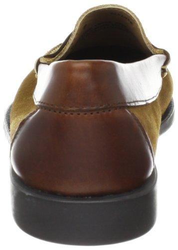 G.H. Bass & Co. Mens Bleaker Loafer Tan/Luggage uTjD4Zv8gF