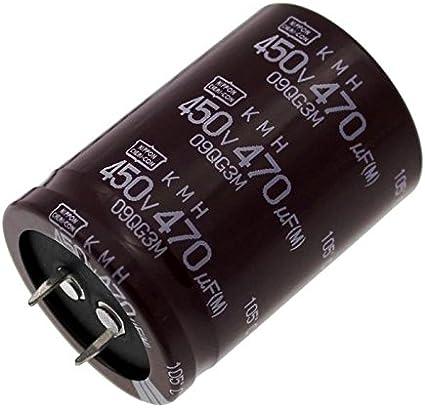 2x Condensatori Chimici Radiale 4700µF//16V