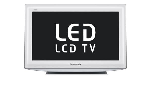 Panasonic TX-L19D28EW- Televisión HD, Pantalla LED 19 pulgadas- Blanco: Amazon.es: Electrónica