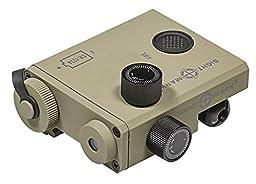 Sightmark LoPro Green Laser Designator - Dark Earth