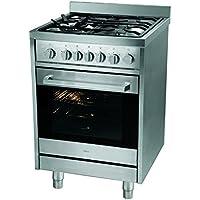 Kaff Cooking Range Stainless Steel 4 Burner Hob, Ksq 60