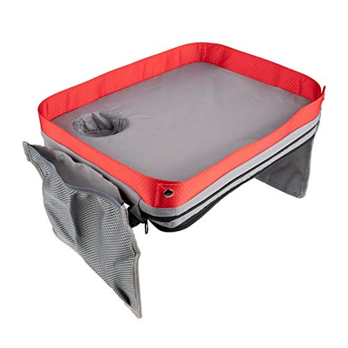 Red E-Z Travel Tray